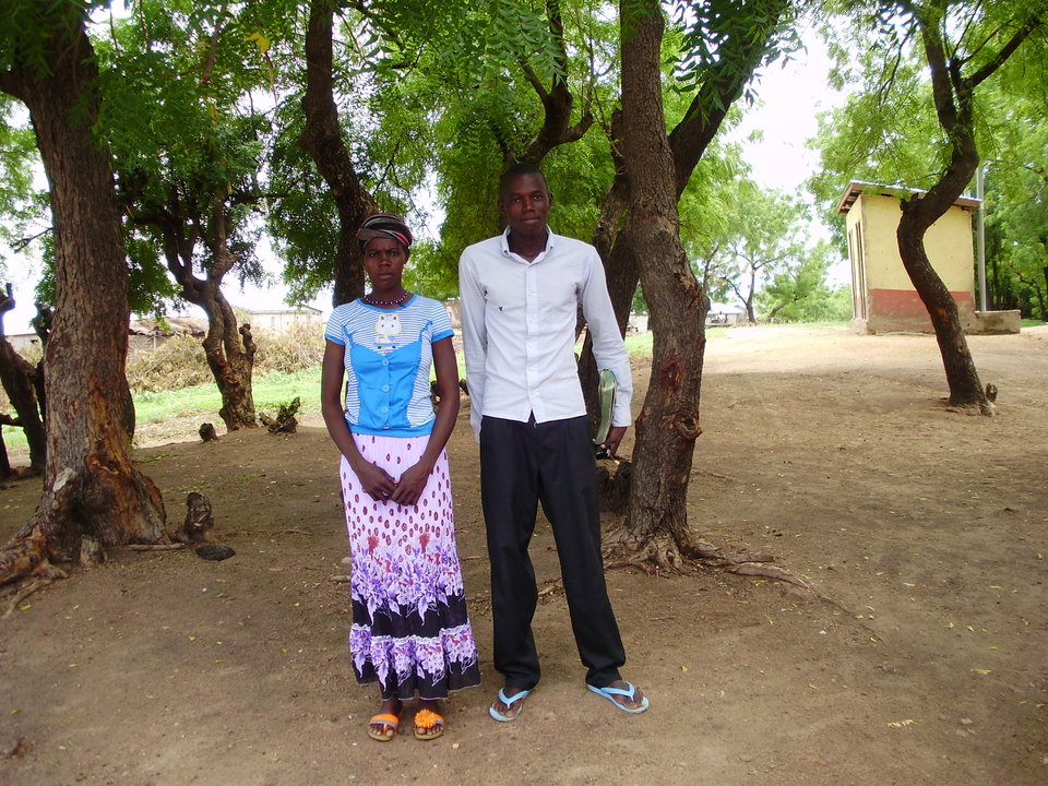 Koma: Laminu and wife