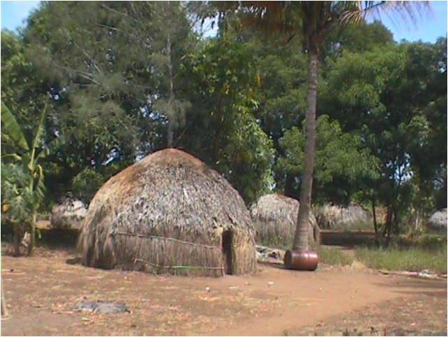A typical Weera home